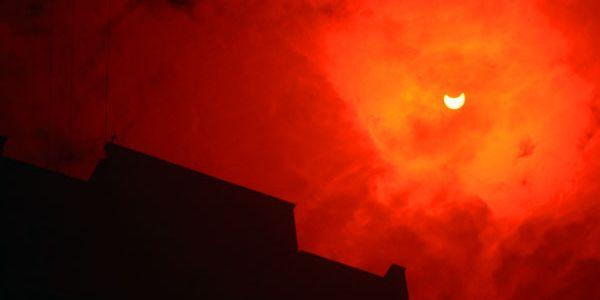 Инструкция по подготовке приборов для осмотра солнечного затмения