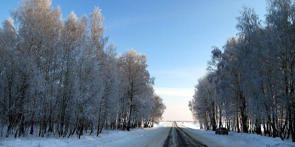 Ежегодное зимнее ралли «Возвращение с дачи»