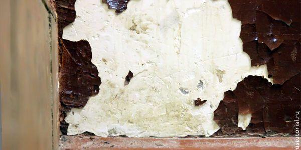 Пятна на стенах — II