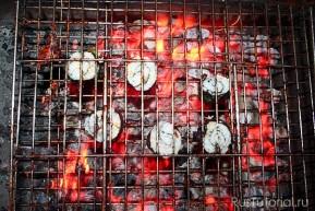 Искусство приготовления жареных суши начинается с правильного выбора решётки