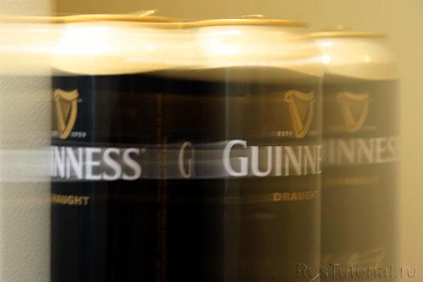 Guinness. Мерседес в мире Баночек Для Антенны