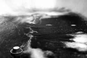 Поверхность Марса. Или ванной?