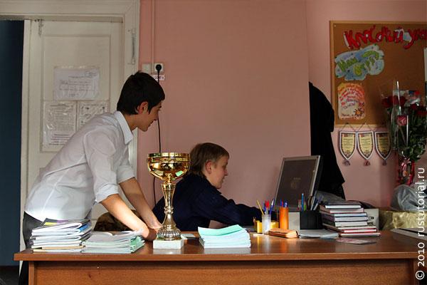 Мальчики очень сильно помогали девочкам: таблицы степеней составляли в экселе